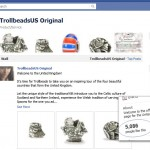 Social Media / Facebook Fan Page Trollbeads