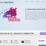 Website Design Portfolio Rockville Twilighter