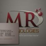 Business Card Design | MR Technologies Full Size