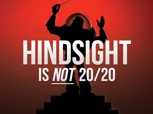 Hindsight Is Not 20/20 | Creativity Inc by Ed Catmull